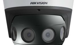 Hikvision ultra HD 32MP panorámakamera